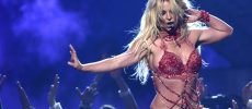Billboard Music Awards: Britney Spears zeigt wieder Haut!