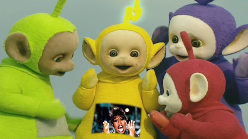 Teletubbies Get Ur Freak On