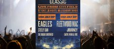 "1 Ticket, 2 Nächte, 6 Bands: Gewinn' Karten für ""The Classic East and West"" in New York"