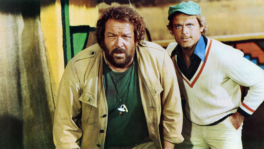 Bud Spencer und Terence Hill Filme