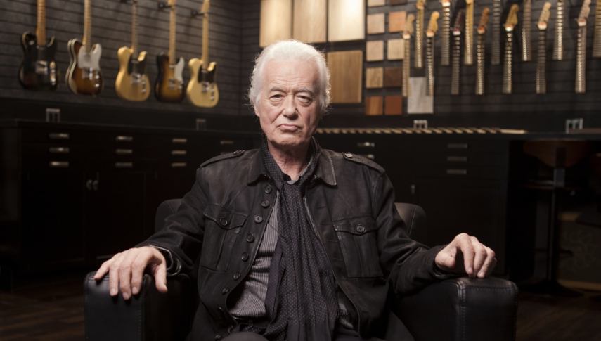 Jimmy Page Riffs